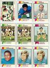 1973 TOPPS SINGLES-PICK FROM DROPDOWN-ALL CARDS $1.00 WHILE THEY LAST SEE PICS $1.0 USD on eBay