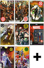 HOUSE/POWERS OF X #1,2,3,4,5,6 Variant, Incentive, Exclusive+ ~ Marvel Comics image