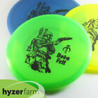 Discraft STAR WARS BOBA FETT Z BUZZZ *pick weight/color* Hyzer Farm disc golf $17.95 USD on eBay