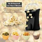Hot Air Popcorn Popper Electric Machine Maker 4 Cups of Popcorn for Home Kitchen