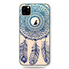 For Apple iPhone11 Pro Max Pattern Ultra Thin Soft TPU Clear Silicone Case Cover