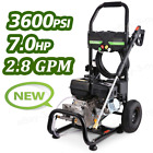 4200 PSI 3.0GPM Gas Pressure Washer High Power Cold Water Cleaner 212CC 8HP USA