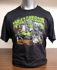 "New Harley Davidson Men's Dealer Tee ""Monster Garage"" P/N 3228 $24.0 USD on eBay"