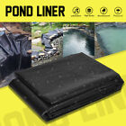 6 Sizes Pond Liner Pool Durable HDPE Fish Guarantee Suit All Weather Garden