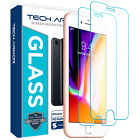 Tech Armor HD Ballistic Glass Screen Protector For IPhone 6/6S/7/8 Pack of 2