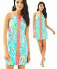 Lilly Pulitzer Sasha Shift Dress, Pop Up U Gotta Regatta, Sizes 4, 8, NWT