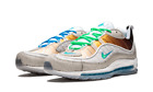 Nike Air Max 98 LA MEZCLA ON AIR NYC NEW YORK CITY MULTICOLOR CI1502-001 Men's