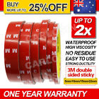 Up2x 3m Car Auto Strong Permanent Double Sided Sticky Acrylic Foam Tape Adhesive