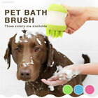 3017 3 Colors Dog Brush Carding Fur Pet Cleaning Durable Pet Bath Brush