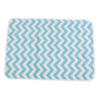Newborn Infant Kid Soft Nappy Urine Mat Waterproof Bedding Changing Cover Pad