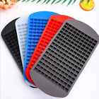 Mini 1CM 160 Ice Cubes Maker Mold Tray BPA Free Silicone Home Ice Cream Party CA