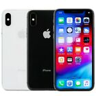 Apple iPhone X Smartphone No Face ID AT&T T-Mobile Sprint Verizon or Unlocked