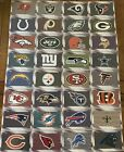 NFL Logo Team License Plate Football Decal Stickers Choose Your Team $1.29 USD on eBay