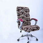 Elastic Home Office Chair Seat Cover Computer Stool Slipcover Antimacassar US