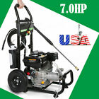 4200 PSI 3.0GPM Gas Pressure Washer High Power Cold Water Cleaner 212CC 8.0HP US photo