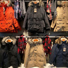 NWT AF Abercrombie Fitch Ultra Parka FOR HIM 2019