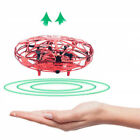 Mini Drone UFO RC Drone Infraed Induction Aircraft Quadcopter Kids Flying Toy US