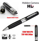 HD Spy Camcorder Pen Mini DVR Camera Video Sound Recorder Hidden Cam Home