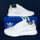 *NEW* Adidas Originals Swift Run WOMEN's Running Sneakers White Workout Shoes
