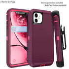 Kyпить For iphone 11 Case Cover w/Screen & Clip fit Otterbox Defender на еВаy.соm