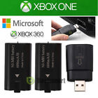 4 Rechargeable Battery Pack+USB Charging Dock/Dual Charging Station For Xbox One