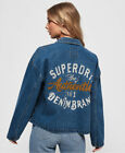 Superdry Womens Trucker Jacket <br/> RRP £64.99 - BUY FROM THE OFFICIAL SUPERDRY EBAY STORE