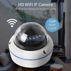 720P/1080P Wireless Outdoor Dome Wifi P2p Security SD Slot Camera Night Vision for sale  Shipping to Nigeria