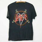 Slayer Shirt Vintage tshirt Reign In Blood Tour 1988 concert  image