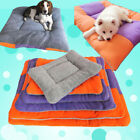 Soft Washable Dog Pet Cushion Cage Crate Bed Mattress
