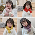 Baby Boys Girls Plush Scarf Infant Collar Scarves Warmer Toddler Neckerchief HOT