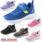 Children Sports Kids Shoes Boys Girls Running Sneakers Athletic Mesh Breath