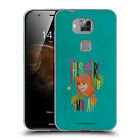 OFFICIAL SCOOBY-DOO VINTAGE SOFT GEL CASE FOR HUAWEI PHONES 2