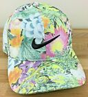 NIKE AEROBILL CLASSIC 99 US OPEN GOLF HAT BROOKS KOEPKA MULTICOLOR FLORAL PINK