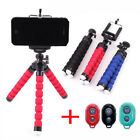 Mobile Phone Holder Flexible Octopus Tripod Bracket Selfie Stand Monopod New, usado segunda mano  Embacar hacia Argentina