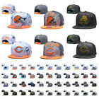Embroidered Football CLEVELAND BROWNS Baseball Cap Adjustable Snapback Flat Hat $11.99 USD on eBay