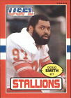 1985 Topps USFL Football Pick Complete Your Set #1-132 XRC Stars *FREE SHIPPING*Football Cards - 215