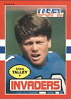 1985 Topps USFL Football Pick Complete Your Set #1-132 XRC Stars *FREE SHIPPING*
