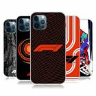 OFFICIAL FORMULA 1 F1 GRAPHICS SOFT GEL CASE FOR APPLE iPHONE PHONES
