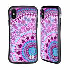 OFFICIAL JOAN OF ART MANDALA HYBRID CASE FOR APPLE iPHONES PHONES