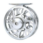 Metal Fly Fishing Reel 2/3/3/4/5/6/7/8 L/r Hand Adjust Ultralight Spinning Wheel