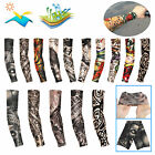 5/10pcs Tattoo Cooling Arm Sleeves Cover Basketball Golf Sport Uv Sun Protection