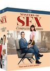 MASTERS OF SEX COMPLETE TV SERIES New Sealed Blu-ray Seasons 1 2 3 4