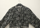 Jacket African Mudcloth Cotton Print Design Jacket