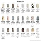 Clear, Neutral & Metallic Graphic designs ~ Jamberry nail wraps HALF sheets