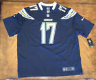 Philip Rivers Authentic LA San Diego Chargers NFL NIke On Field Jersey with tag $24.95 USD on eBay
