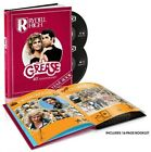 GREASE New Sealed Blu-ray+ DVD 40th Anniversary Rydell High Yearbook Edition