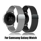 For Samsung Galaxy Watch Active 2 40 44mm Milanese Stainless Steel Band Strap US image