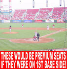 CHICAGO CUBS @ CINCINNATI REDS TICKETS 06/05 TOP 1500 SEATS IN THE PARK! on Ebay