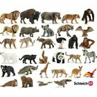 Schleich Animals Wild Life Sea Zoo Life Model Figures Play
