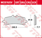 TRW SRQ - Sinter Track Brake Pads (MCB792SRQ) £29.44 GBP on eBay